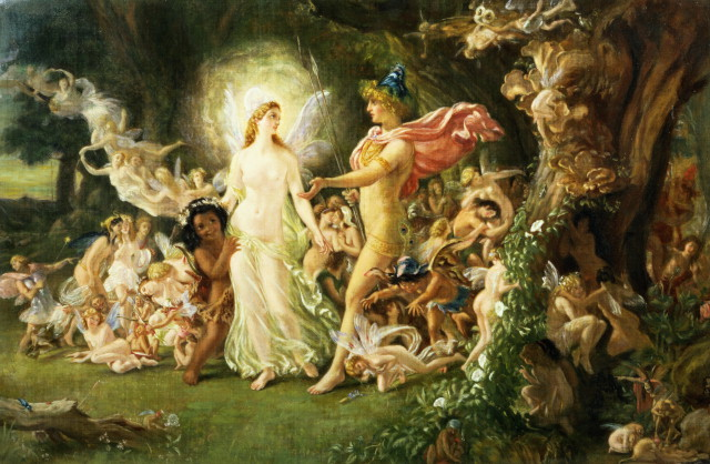 an analysis of the depiction of love in the play a midsummer nights dream by william shakespeare A midsummer night's dream william shakespeare table play watch the a midsummer night's dream video sparknote read the summary & analysis act i, scene i.