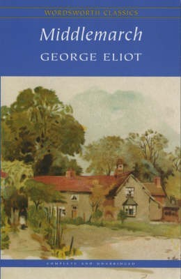 Middlemarch by George Eliot (English) MP3 CD Book