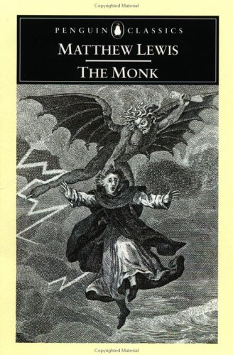 Review: The Monk by Matthew Lewis – She Reads Novels