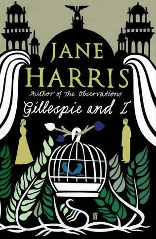 book cover of Gillespie and I by Jane Harris