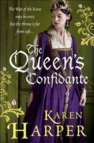 The Queens Confidante