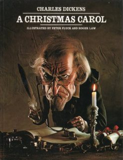 A Christmas Carol - Peter Fluck and Roger Law