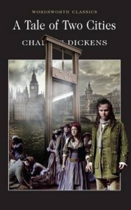 What's a brief plot summary on A Tale of Two Cities by Charles Dickens?