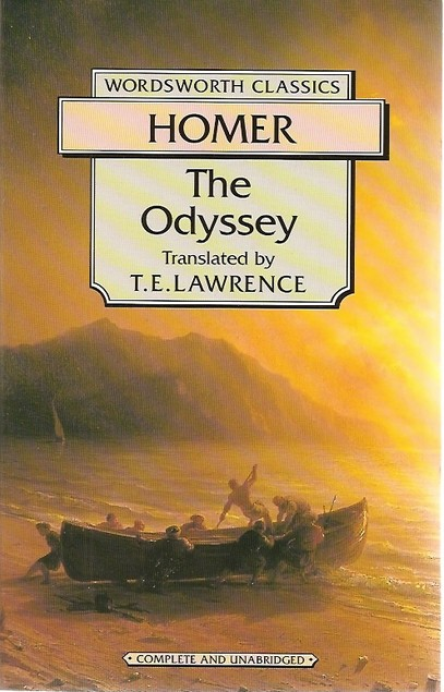 book review: The Odyssey by Homer, translated by Emily Wilson