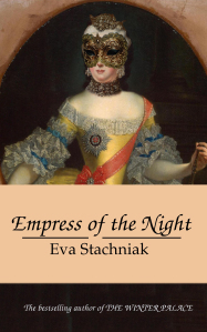 Empress of the Night - UK cover