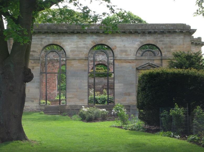 Gibside Orangery 1