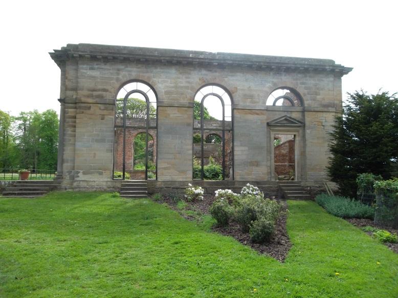 Gibside Orangery 2