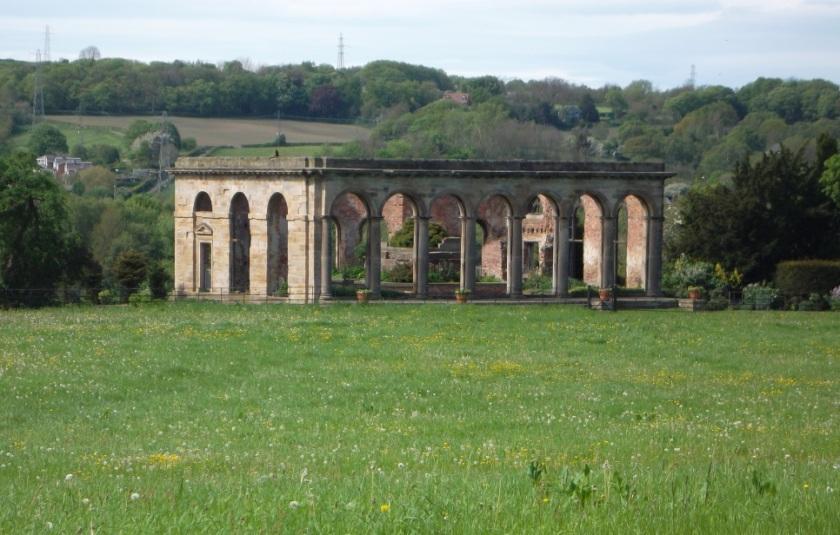 Gibside Orangery 3