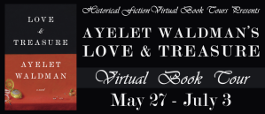Love and Treasure tour banner