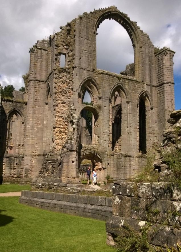 Fountains Abbey 2