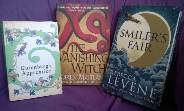 New books Aug 2014
