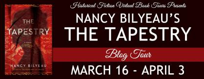 The Tapestry blog tour