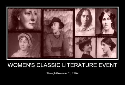 Womens Classic Literature Event