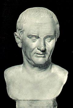 Bust of Cicero