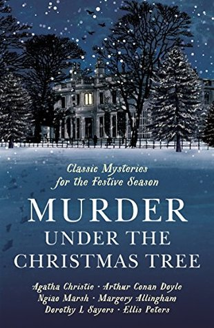 Murder under the christmas tree edited by cecily gayford for Under the christmas tree 2017